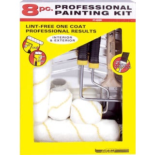 Gam PT03508 8 Piece Professional Painting Kit