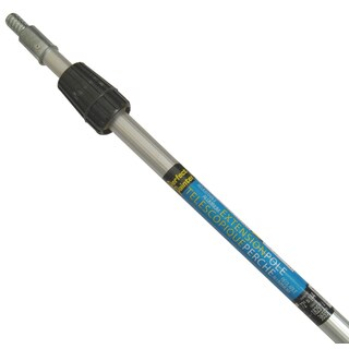 """Gam WP00385 72"""" To 144"""" Perfect Painter Extension Pole With Turn Lock"""
