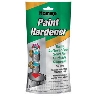 Homax 3535 3.5 Oz Waste Away Paint Hardener