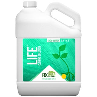 Rx Green Solution RXLFE128 128-ounce Life Cloning Solution