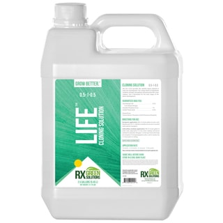Rx Green Solution RXLFE320 320-ounce Life Cloning Solution