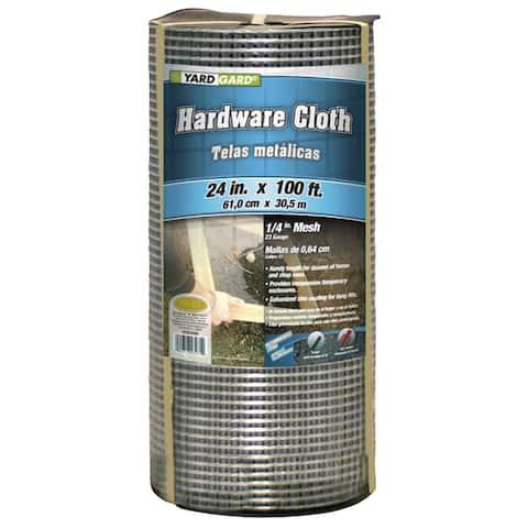 Yard Gard 308245BP 2 feet x 100 feet x 1/4 Inches Mesh Hardware Cloth