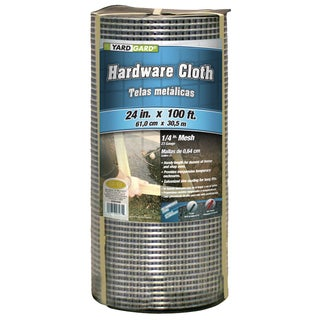 Yard Gard 308245BP 2 feet x 100 feet x 1/4 Inches Mesh Hardware Cloth