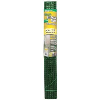Yard Gard 308253B 24 inches x 5 feet Green 1/2 Inches Mesh Hardware Cloth