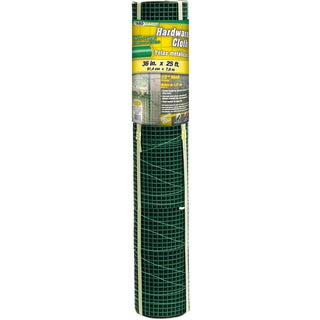 Yard Gard 308259B 36 inches x 25 feet Green 1/2 Inches Mesh Hardware Cloth