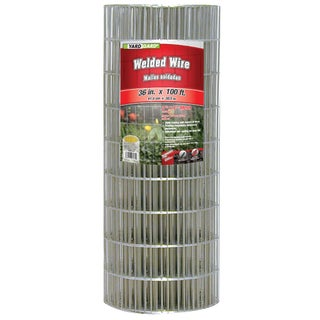 Yard Gard 308311B 36 inches x 100 feet Galvanized Welded Mesh Fence