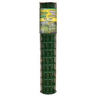 Yard Gard 308351B 36 inches x 50 feet Plastic Coated Lawn & Home Welded Fence