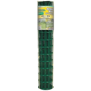 Yard Gard 308352B 48 inches x 50 feet Plastic Coated Lawn & Home Welded Fence