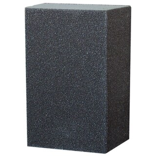 "Norton 00941 4-7/8"" X 2-7/8"" X 1"" Fine/Medium Dual Angle Sanding Sponge"