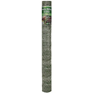 Yard Gard 308497B 60 inches x 150 feet 2 Inches Mesh Galvanized Poultry Netting