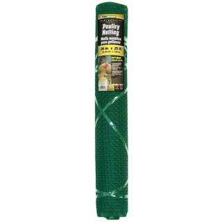 Yard Gard 889240A 36 inches x 25 feet 3/4 Inches Mesh Poultry Netting