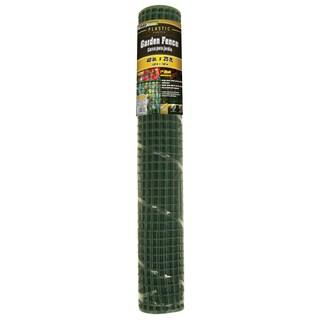 Yard Gard 889250B 40 inches x 25 feet Green Mesh PVC Garden Fence