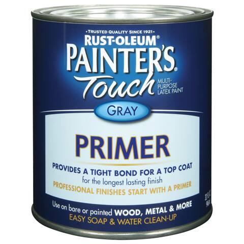Painters Touch 1980-502 1 Quart Painter's Touch Gray Primer