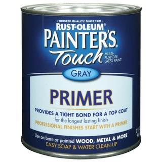 Painters Touch 1980-502 1 Quart Painter's Touch Gray Primer