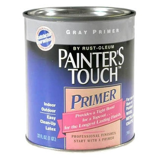 Painters Touch 1980-730 1/2 Pint Painter's Touch Gray Primer