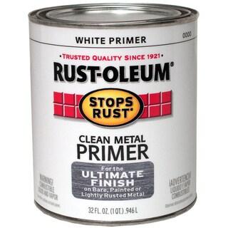 Rustoleum Stops Rust 7780-502 1 Quart Clean Metal Primer
