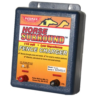 Parmak Precision HS-100 Horse Surround Fence Charger