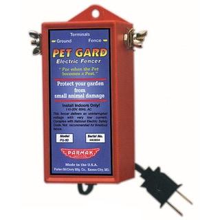 Parmak Precision PG50 Pet Gard Electric Fencer