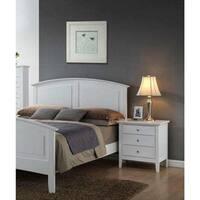 LYKE Home Whitney 3-drawer Nightstand