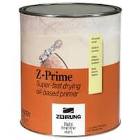 Zehrung 12604 1 Quart Z-Prime Super-Fast DryingOil Based Primer