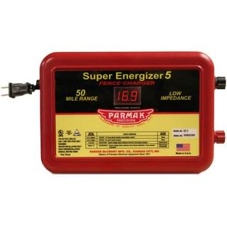 Parmak Precision SE5 Super Energizer 5 Fencer
