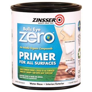 Zinsser 249019 1 Quart Bull Eye Zero Primer