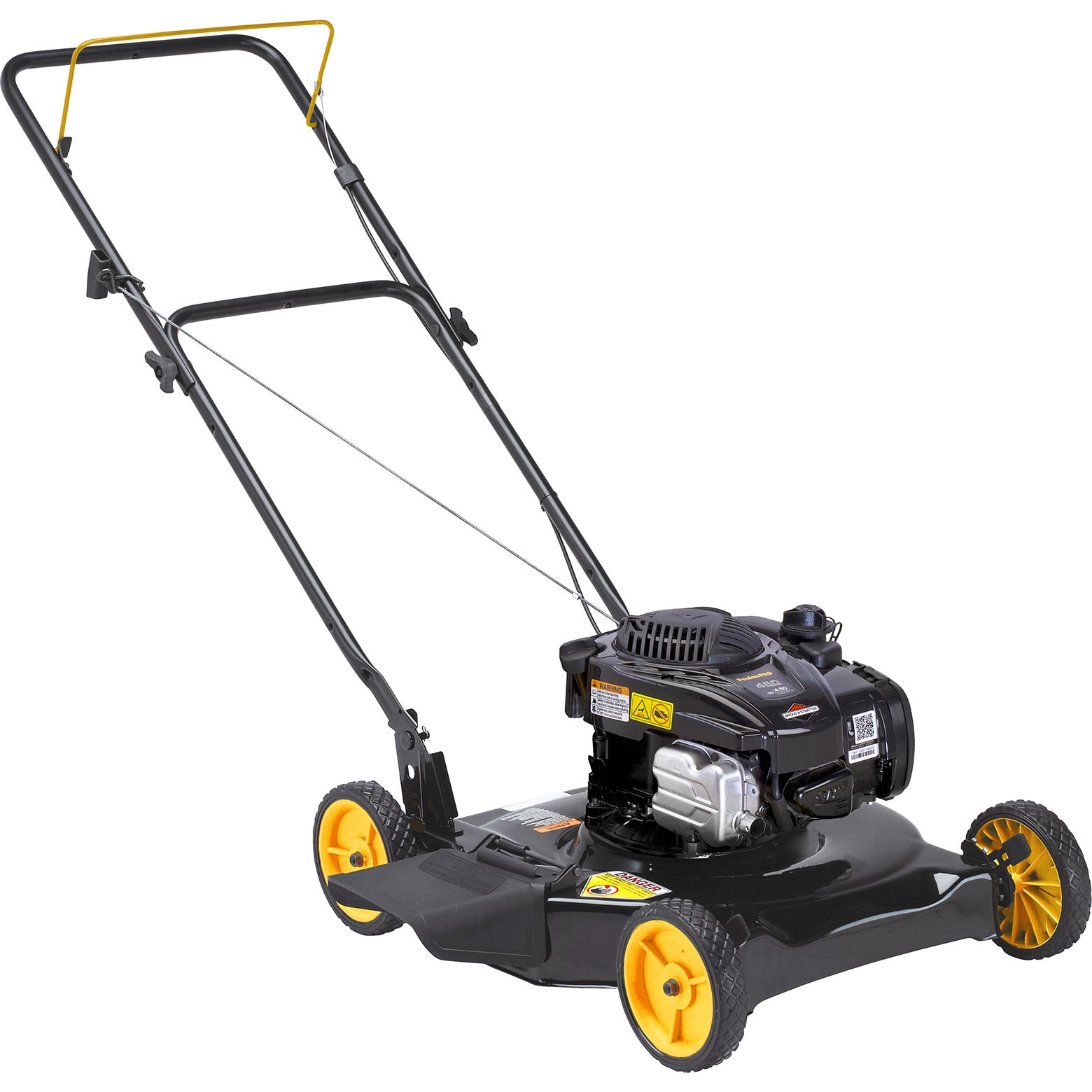Weed Eater Poulan Pro 961120130 20 Inches Push Lawn Mower...