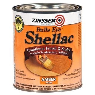 Zinsser 704H 1 Quart Bulls Eye Shellac