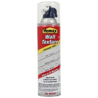 Homax 4055-06 Oil Base Orange Peel Wall Texture 20 Oz