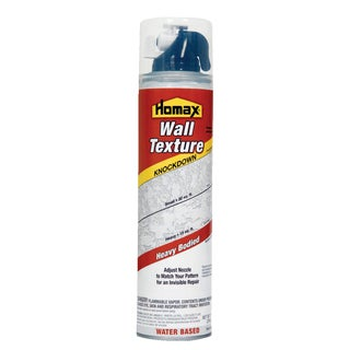 Homax 4060-06 10 Oz Aerosol Water Base Knockdown Wall Texture