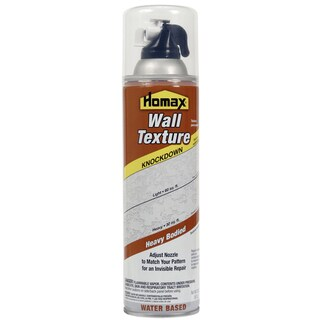 Homax 4065-06 20 Oz Water Base Knockdown Wall Texture