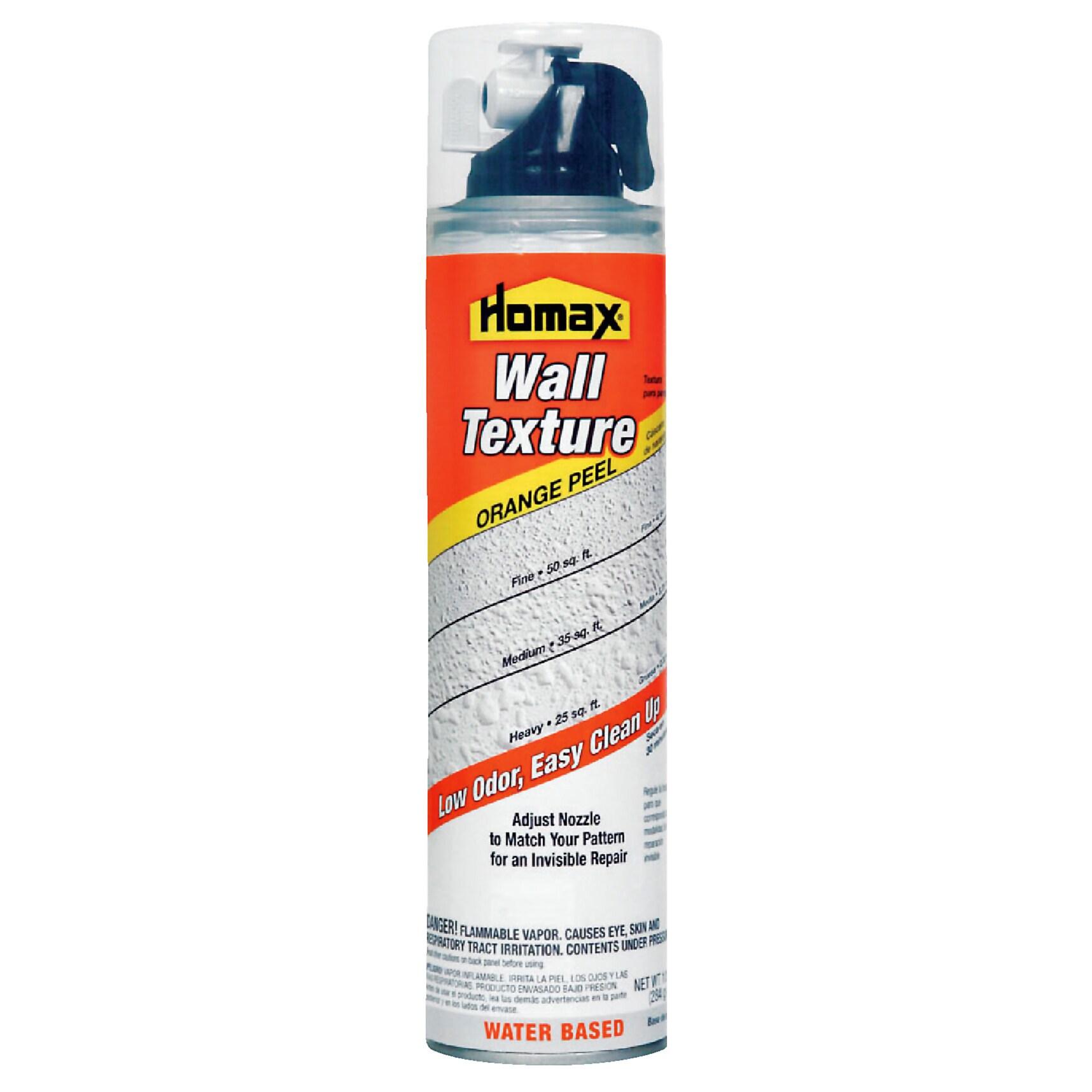 Homax 4091-06 10 Oz Orange Peel Water Based Wall Texture ...