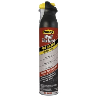 Homax 4555 Oil Based Orange Peel Wall Texture 25 Oz