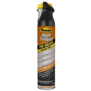 Homax 4592 Water Based Orange Peel Wall Texture 25 Oz