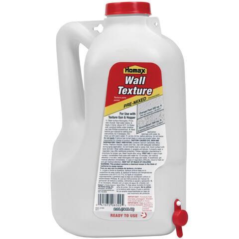 Homax 8322 2.2 Liters Orange Peel Spray Texture Premix