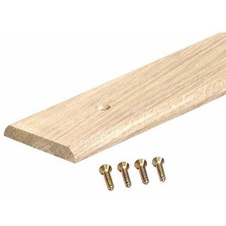"""M-D 85639 2-1/2"""" X 36"""" Unfinished Oak Seam Binder"""