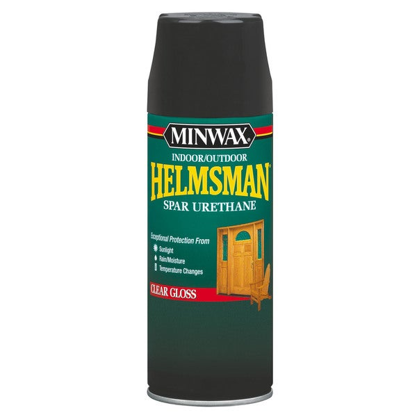 Minwax 33250 High Gloss Helmsman Spar Urethane Finish Free Shipping On Orders Over 45