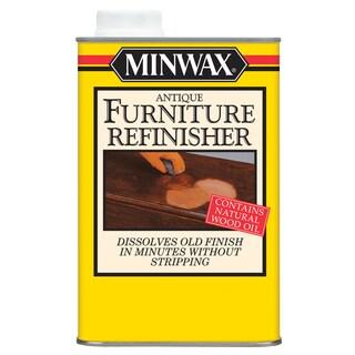 Minwax 67300 1 Quart Antique Furniture Refinisher