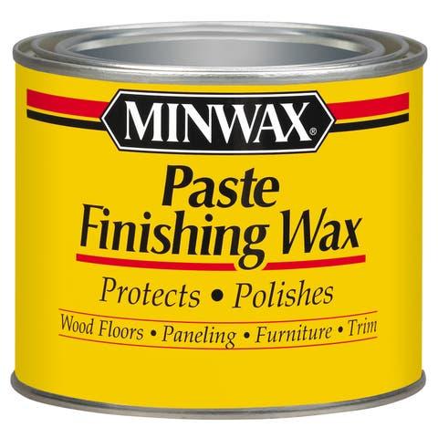 Minwax 78500 1 Lb Regular Finishing Wax
