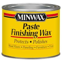 Minwax 78500 1 Lb Regular Finishing Wax