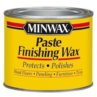 Minwax 78600 1 Lb Paste Finishing Wax