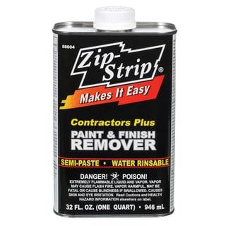 Zip Strip 33-641ZIPEXP 1 Quart Economy Strength Paint & Finish Remover