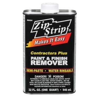 Zip Strip 33-641ZIPEXP 1 Quart Economy Strength Paint & Finish Remover https://ak1.ostkcdn.com/images/products/12429417/P19245992.jpg?impolicy=medium