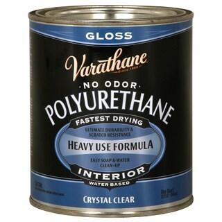 Varathane 200041H 1 Qt Gls Interior Water-Based DiamondPolyurethane Finish