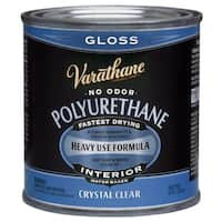 Varathane 200061H 1/2 Pt Gls Interior Water-Based Diamond Polyurethane Finish