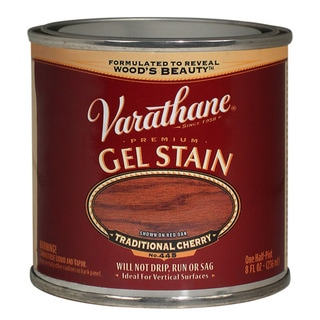 Varathane 225246H 1 Quart Traditional Cherry 1 Step Stain