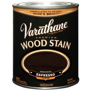 Varathane 241412H Quart Espresso Varathane Premium Wood Stain