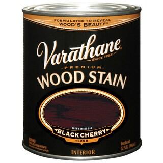 Varathane 241413 1/2 Pint Black Cherry Varathane Premium Wood Stain
