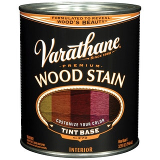Varathane 243857 1 Quart Tint Base Varathane Interior Wood Stain
