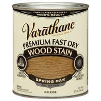 Varathane 262004 1 Qt. Spring Oak Fast Dry Wood Stain